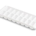 clever users for household items, ice cube tray