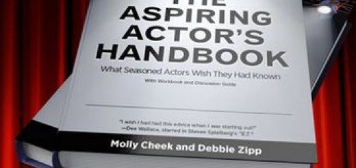 The Aspiring Actors Handbook, Debbie Zipp, The Three Tomatoes