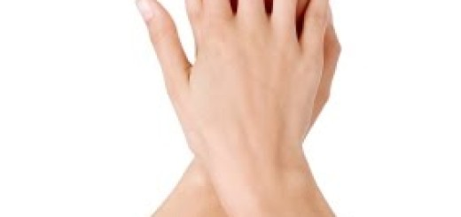 get younger looking hands, the three tomatoes