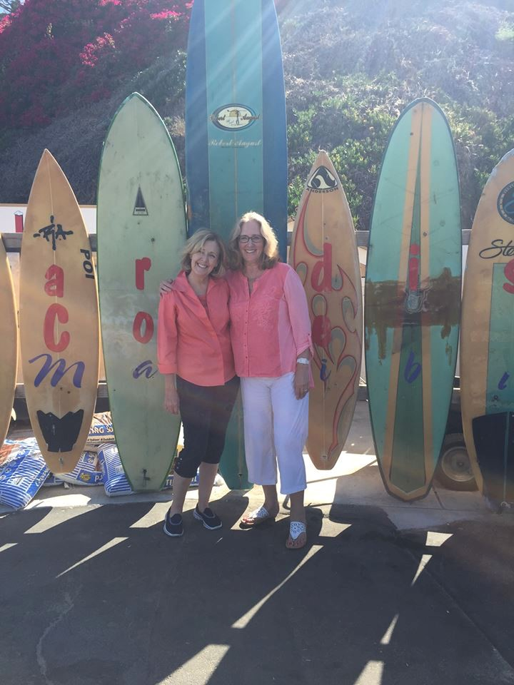 Paradise Cove Beach Café, Malibu restaurant, Debbie Zipp, Cheryl Benton, The Three Tomatoes