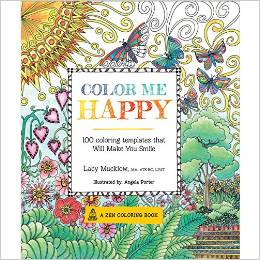 color me happy, coloring books, the three tomatoes