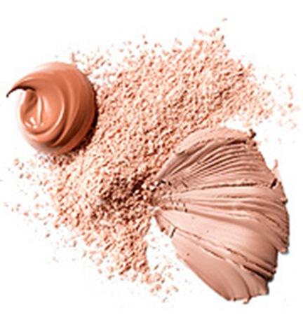 Test Your Beauty IQ: Foundations,makeup foundations, makeup tips, the three tomatoes