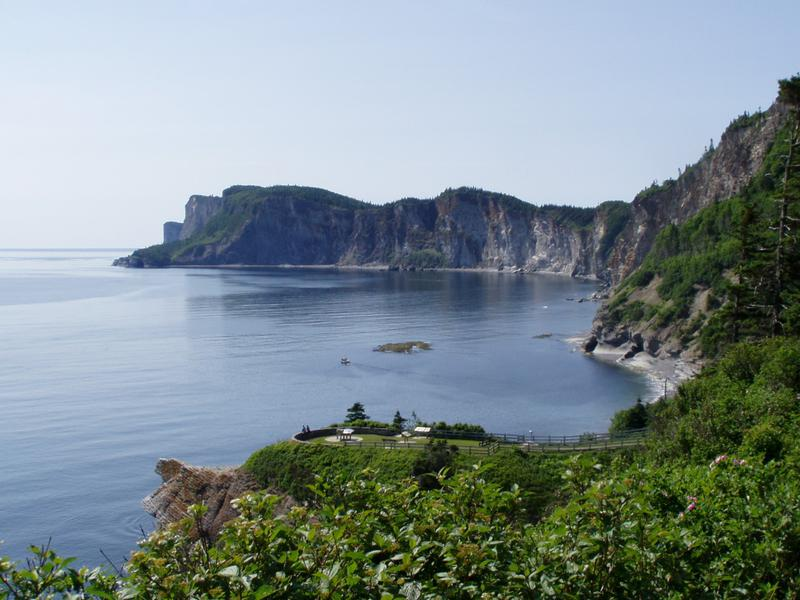 drive the gaspe peninsula, travel, the three tomatoes