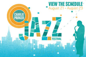 Charlie Parker Jazz Festival, the three tomatoes