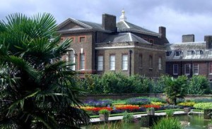 Londons great houses, kensington palace, the three tomatoes