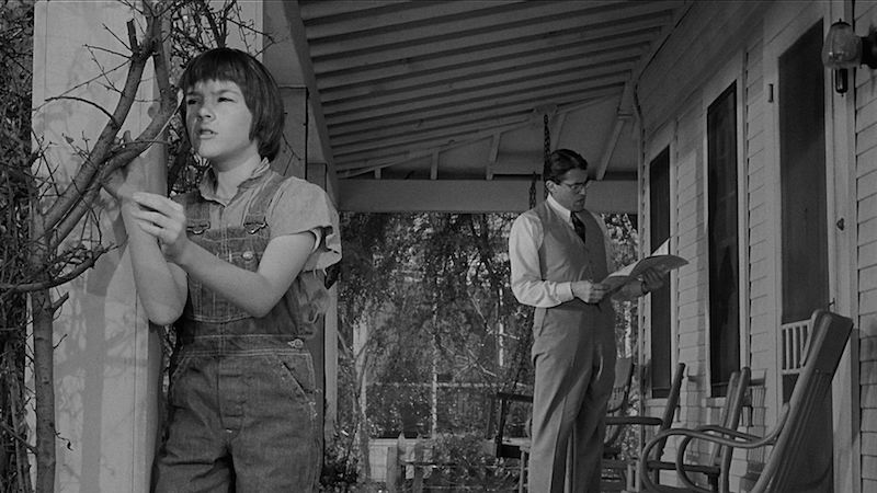 9 TOP MOVIES TO PUT YOU IN THAT AUTUMN MOOD, To Kill a Mocking Bird, John Farr, The Three Tomatoes