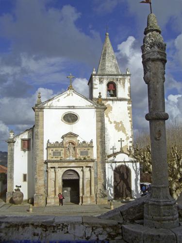 Óbidos – The Wedding Present Town, Deb and David White, The Three Tomatoes