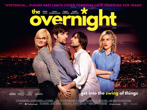 The Overnight, Robbie Tucker, The Three Tomatoes