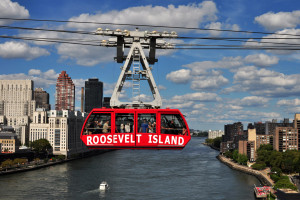 5 things to do in NYC this summer, Roosevelt Island, the three tomatoes