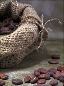 "Chocolate news flash:  An Italian ""discovered"" chocolate!, francine segan, the three tomatoes"