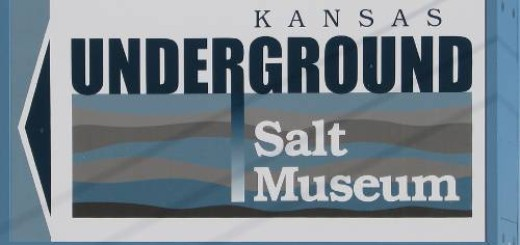 kansas underground salt museum, travel, the three tomatoes