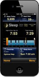 sleep motion, beauty & health apps, the three tomatoes
