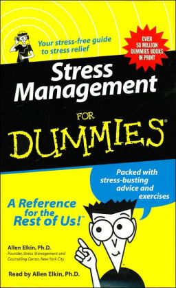 dress management, stress management for dummies, the three tomatoes