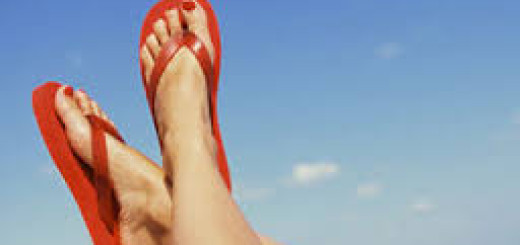 summer feet, foot care, the three tomatoes