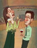 One Upping the Wine Snob, vic raimo brands, italian wines, the three tomatoes