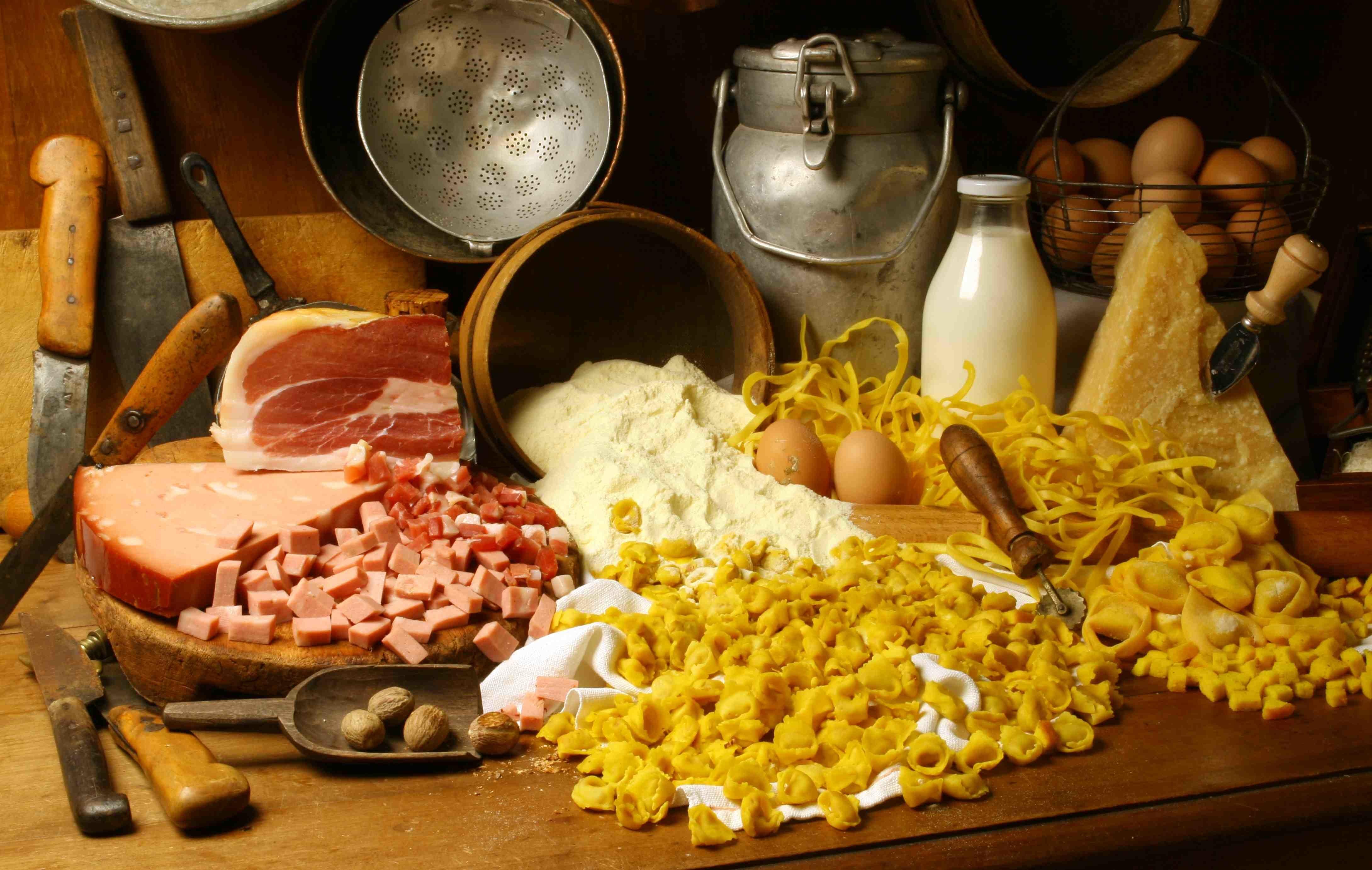 Emilia Food Network