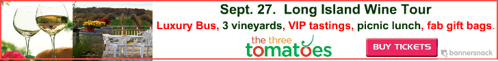 the 3T wine trip, the three tomatoes