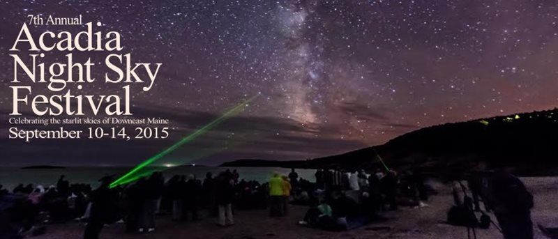acadia night sky festival, travel, sheryl kayne, the three tomatoes