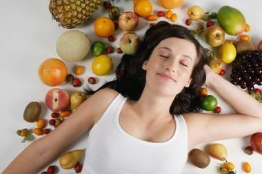 7 foods for healthy hair, healthywomen, the three tomatoes