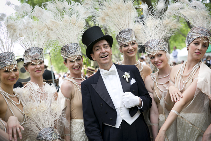 jazz age lawn party, the three tomatoes