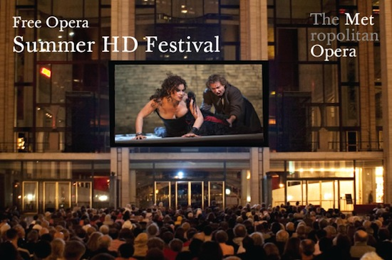 MET Outdoor Opera Festival, Green-wood Trolley Tours