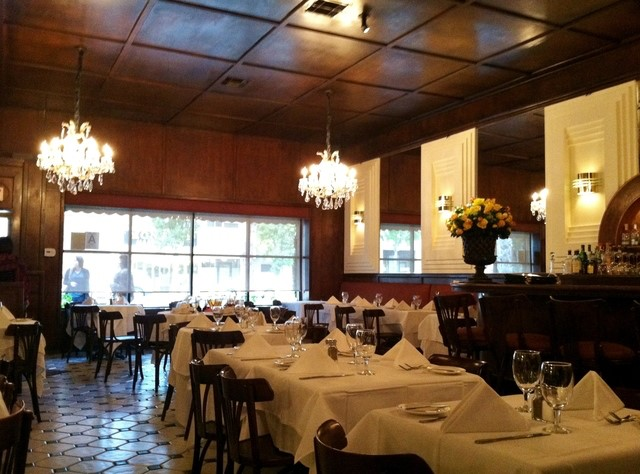 Mistral, a French Bistro in Sherman Oaks, The Three Tomatoes