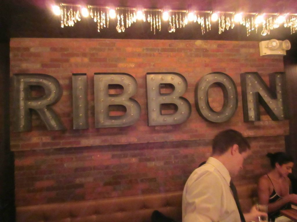 Gael Greene: The Ribbon: The Brombergs Court the UWS