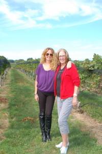tomatoers hit the vineyards 2015, the three tomatoes