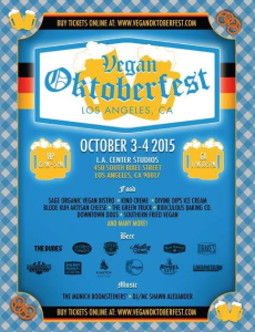 LA Life: Free Facials, Ancient Forest, Oktoberfest, Hercules, the three tomatoes