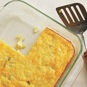 Recipe: Baked Scrambled Eggs, the three tomatoes