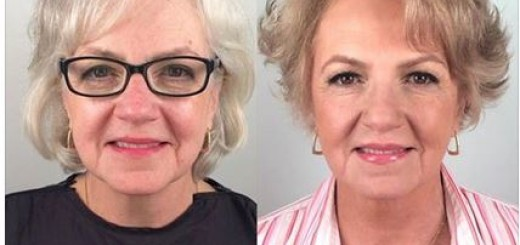 An anti-ageism makeover, christopher hopkins, the makeover guy, the three tomatoes