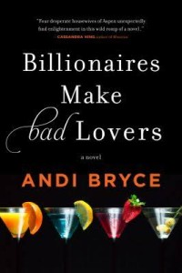pleasure reading, billionares make bad lovers, the three tomatoes
