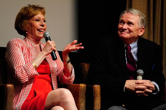 Liz Smith: Carol Burnett, The Emmys, Favorite TV Shows, the three tomatoes