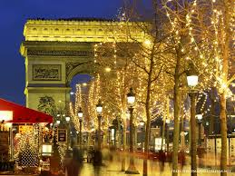 Paris for the Holidays, the three tomatoes