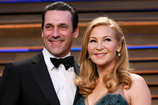 Liz Smith: Splitsville for Jon Hamm and Jennifer Westfeldt