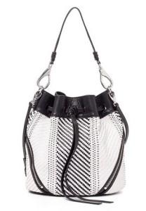 Handbag Trends: Buckets and Fringe