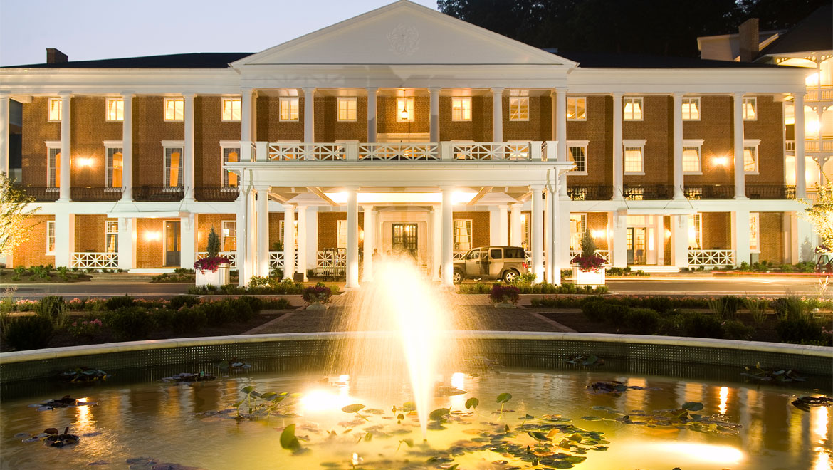 "Omni Bedford Springs Resort: A ""Should Visit"", the driving diva, the three tomatoes"