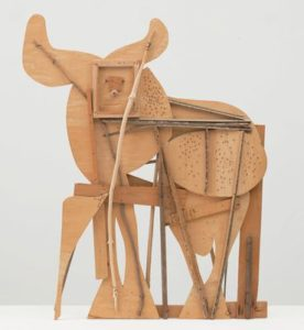 Picasso's sculptures, MoMa, NYC events, the three tomatoes