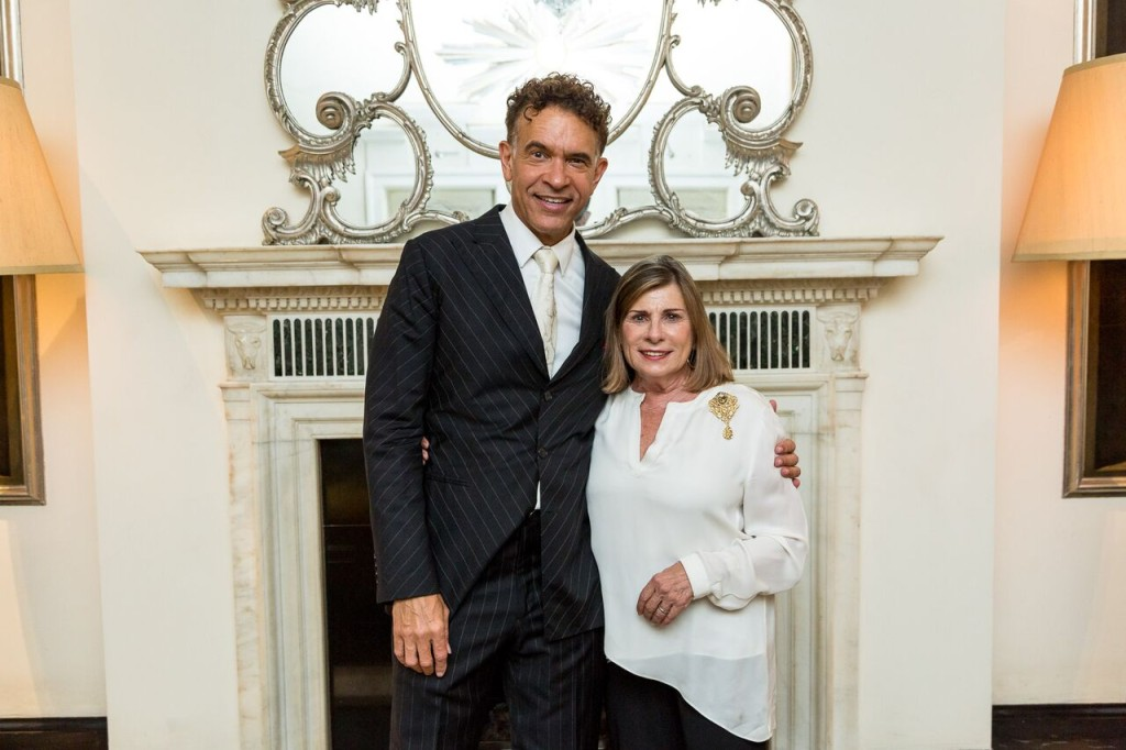 Brian Stokes Mitchell at Café Carlyle & Feinstein at 54 Below