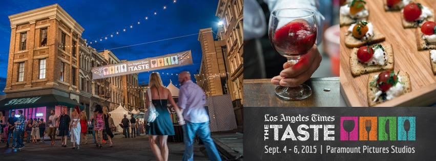 LA Life: The Taste, The Fair, The Facelift, and Time Travel, the taste, the three tomatoes