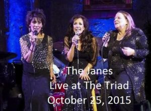 the janes, the triad, the three tomatoes