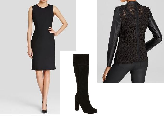 Shopping Finds: Black is the New Black, the three tomatoes