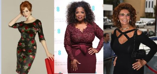 Style Tips: Dressing for the Hourglass Figure, the three tomatoes