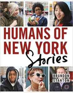 humans of new york, october book picks, the three tomatoes