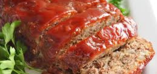 Tavern on the Green's meatloaf