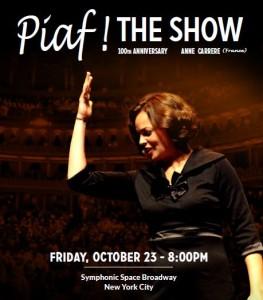piaf the show