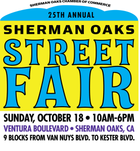 sherman oak street fair