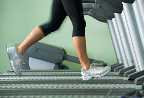 Treadmill Training for Beginning Runners