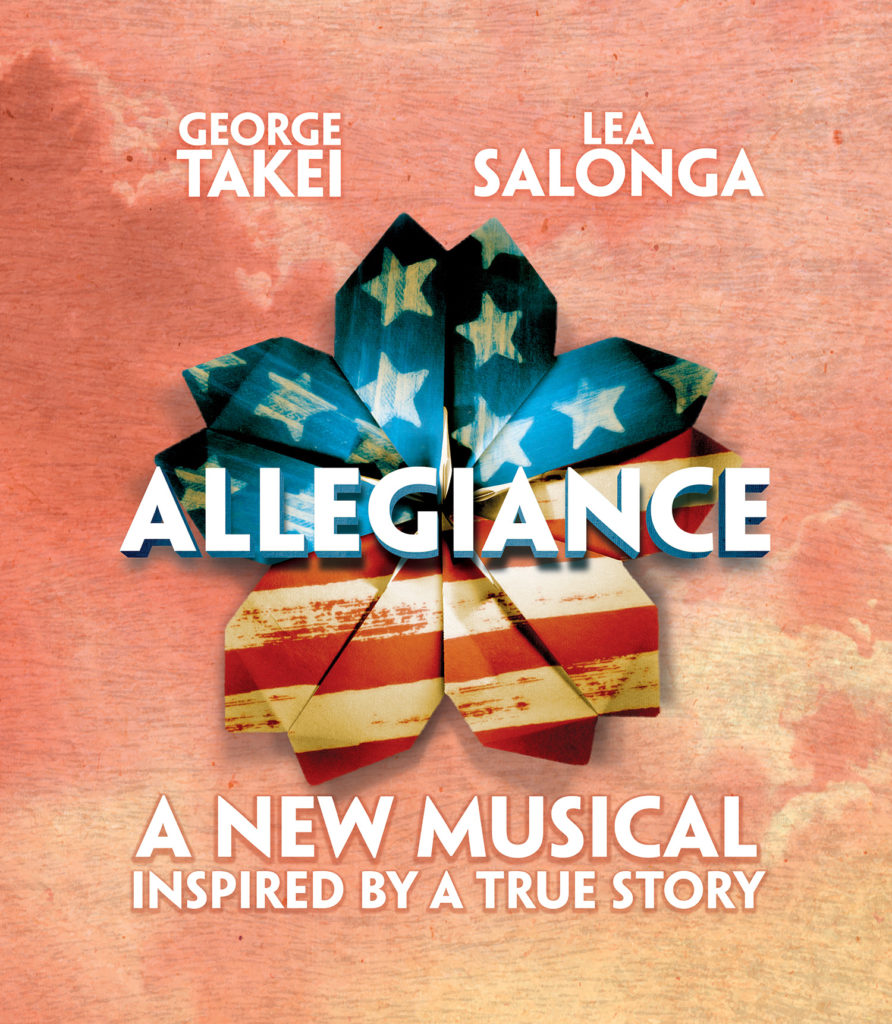 New on Broadway:  Allegiance