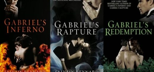 Sylvain Reynard on Gabriel's Inferno, The Raven, and E.L. James